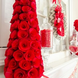 Kreative Blumen Arrangements Zum Valentinstag Nettetipps De