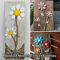 Diy home decor ideas with painted pebbles rocks 21.jpg