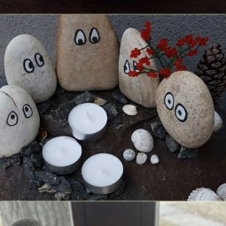 Diy home decor ideas with painted pebbles rocks 3.jpg