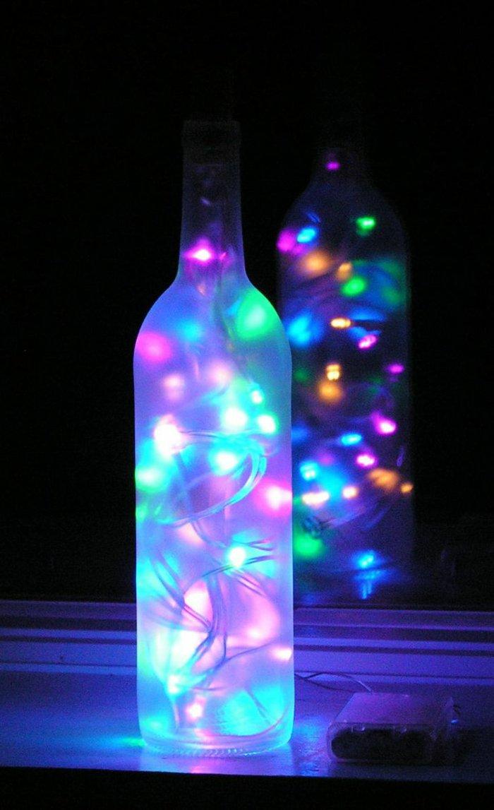 Diy Beleuchtung Aus Glasflaschen Und Einmachglasern Nettetipps De