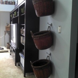Hanging baskets for shoes from this lil house.jpg