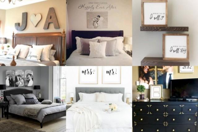 21 kreative Dekoideen für ein Pärchen-Schlafzimmer ...