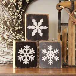 Winter mantel decor ideas.jpg