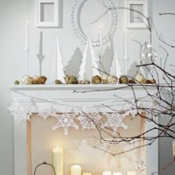 Winter white mantel idea.jpg