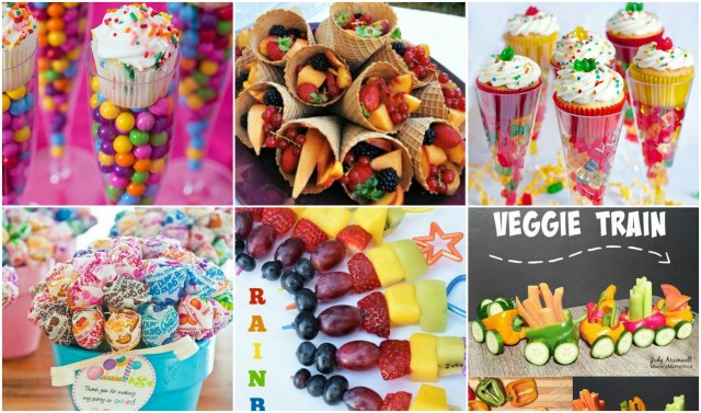 Top Die Besten Snacks Fur Eine Kinder Party Nettetipps De