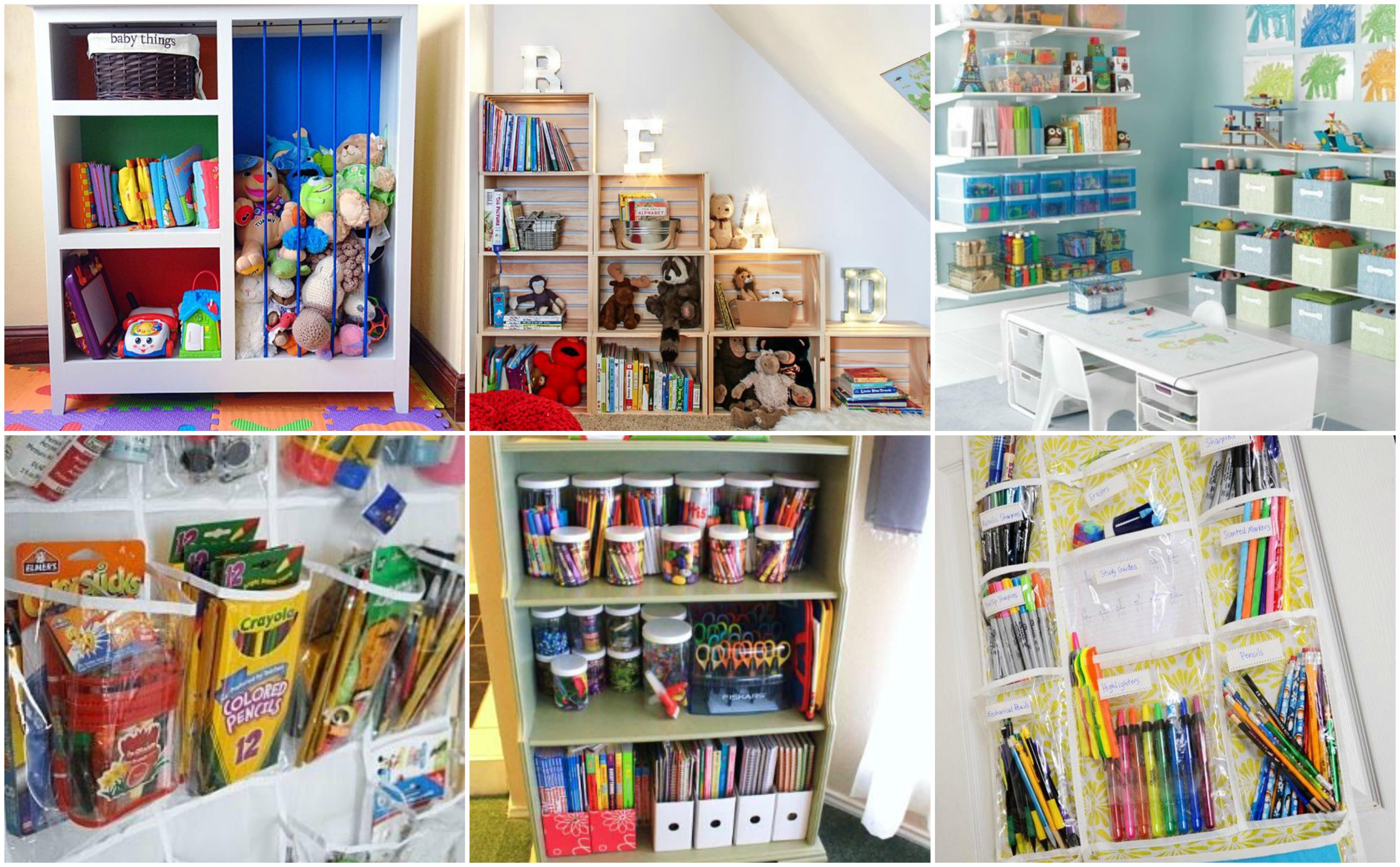 Ordnung Schaffen Ideen : endlich ordnung im kinderzimmer schaffen praktische ideen ~ Watch28wear.com Haus und Dekorationen