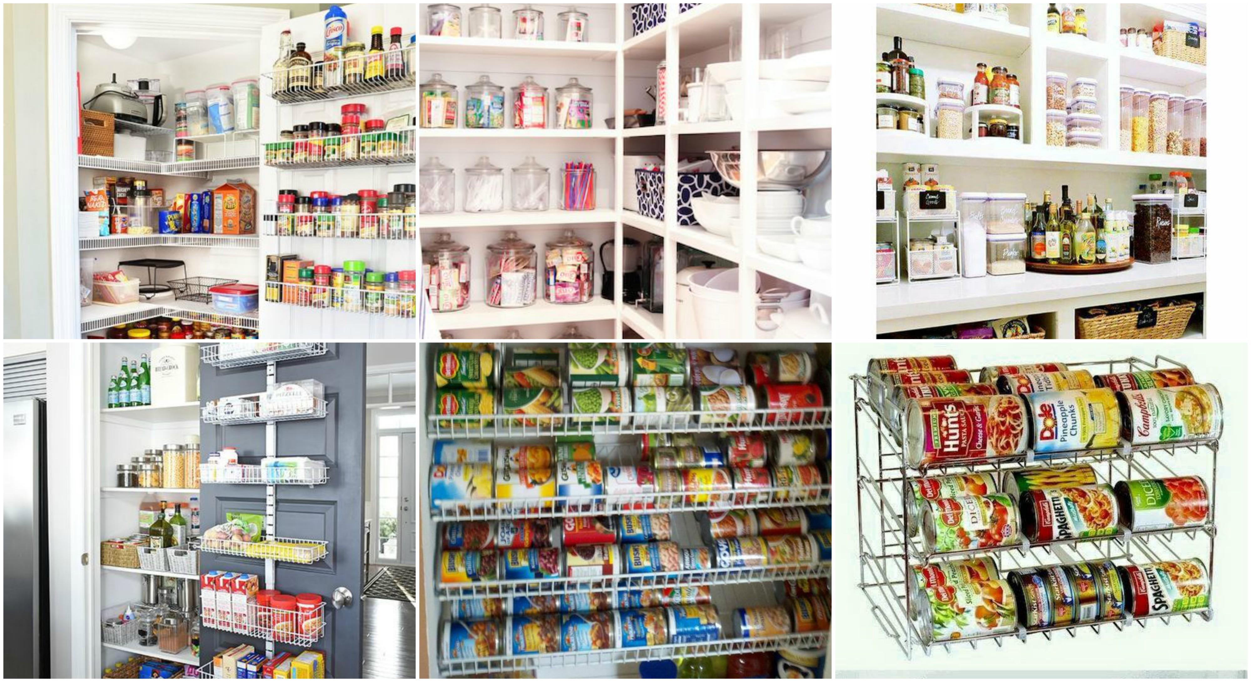 Ordnung Schaffen Ideen : ordnung in speisekammer schaffen 15 tolle ideen ~ Watch28wear.com Haus und Dekorationen