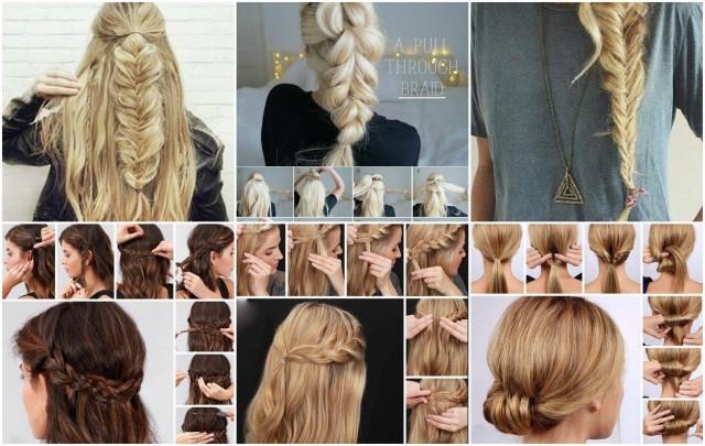 Super Einfache Und Stilvolle Frisuren Zum Nachmachen Nettetipps De