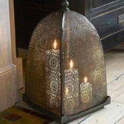 Bodenlampe orientalisch kerzen.jpg