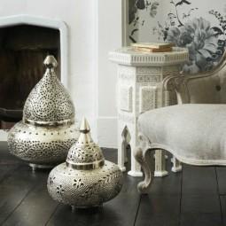 Bodenleuchten silber kamin marokkanisch.jpg