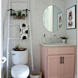 kleines badezimmer gem tlich und praktisch einrichten. Black Bedroom Furniture Sets. Home Design Ideas