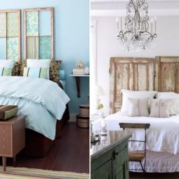 Dekoration fuer schlafzimmer vintage tueren abgeplatzte farbe diy.jpeg