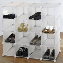 Designer habitat 16x verriegelung abstellflaechen schuhregal schrank boxen stellen sie in jeder groesse und form or.jpg