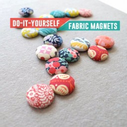 Diy fabric scrap magnet.jpg