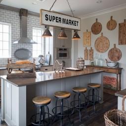 Gorgeous farmhouse kitchen design decor ideas 18 1.jpg
