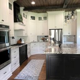 Gorgeous farmhouse kitchen design decor ideas 5 1.jpg