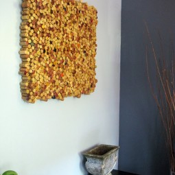 Inventive wall art projects homesthetics.net 39.jpg
