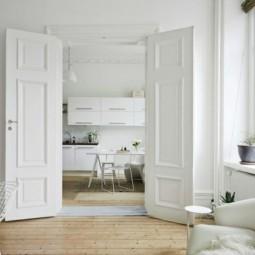 neutrales design einrichtung skandinavischen stil, skandinavische möbel – 28 stilvolle und moderne einrichtungsideen, Design ideen