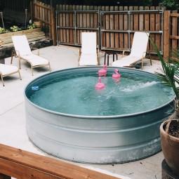 Kleiner Pool Im Garten Ideen Fur Jeden Geschmack Nettetipps De