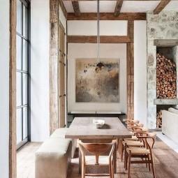 09 awesome modern farmhouse dining room design ideas.jpg
