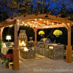Stilvoll grillen: einen Grillplatz im Garten gestalten ...