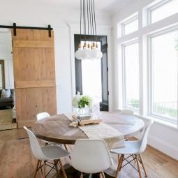 11 awesome modern farmhouse dining room design ideas.jpg
