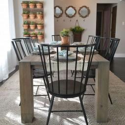 12 awesome modern farmhouse dining room design ideas.jpg