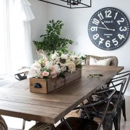 19 awesome modern farmhouse dining room design ideas.jpg