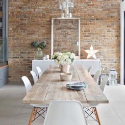 52 awesome modern farmhouse dining room design ideas.jpg