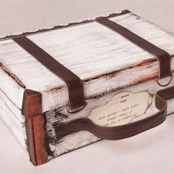 A simple shoebox can be transformed into a really cute antique looking mini suitcase.jpg