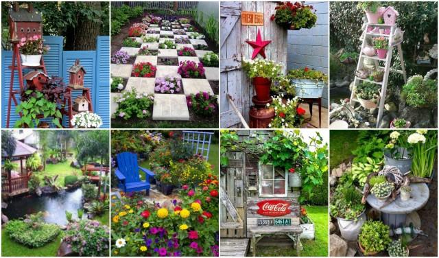 Gartengestaltung mal anders 30 wundersch ne ideen - Gartengestaltung app ...