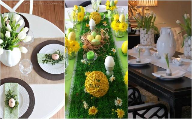 20 Festliche Tischdeko Diy Ideen Nettetipps De
