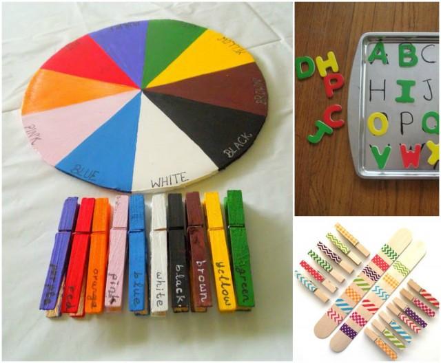 Kreative Ideen 10 diy montessori kreative ideen für kinder :) - nettetipps.de