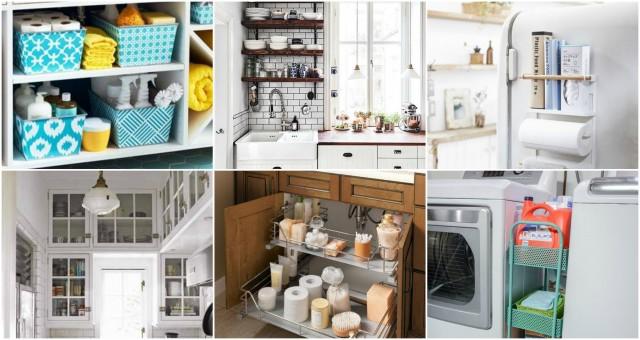 Kleine Küche & kleines Bad - Ideen für mehr Platz :) - nettetipps.de