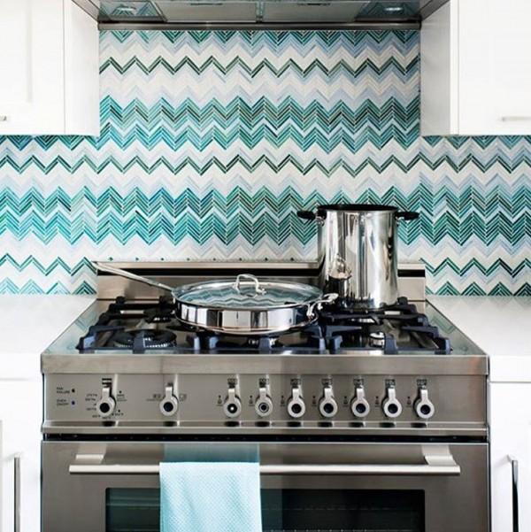 Kitchen Backsplash Home Decor Idea 2