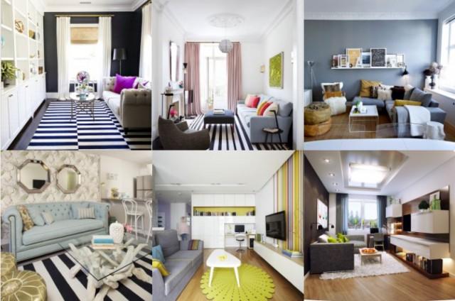 Traumhafte Wohnzimmer-Designs für kleine Räume - nettetipps.de