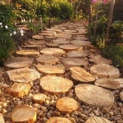 1576 tuinpad boomstam en grind 1.jpg