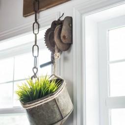 32 farmhouse plant decor ideas homebnc.jpg