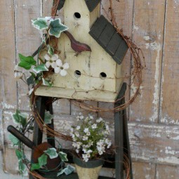 Annie steens birdhouse ladder.jpg