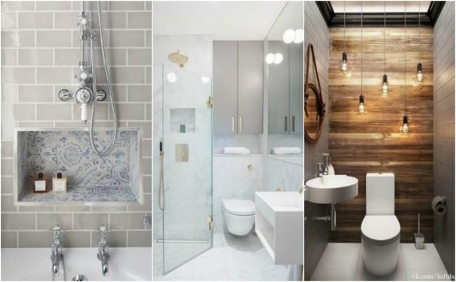 10 kleine Badezimmer praktische Ideen :) - nettetipps.de