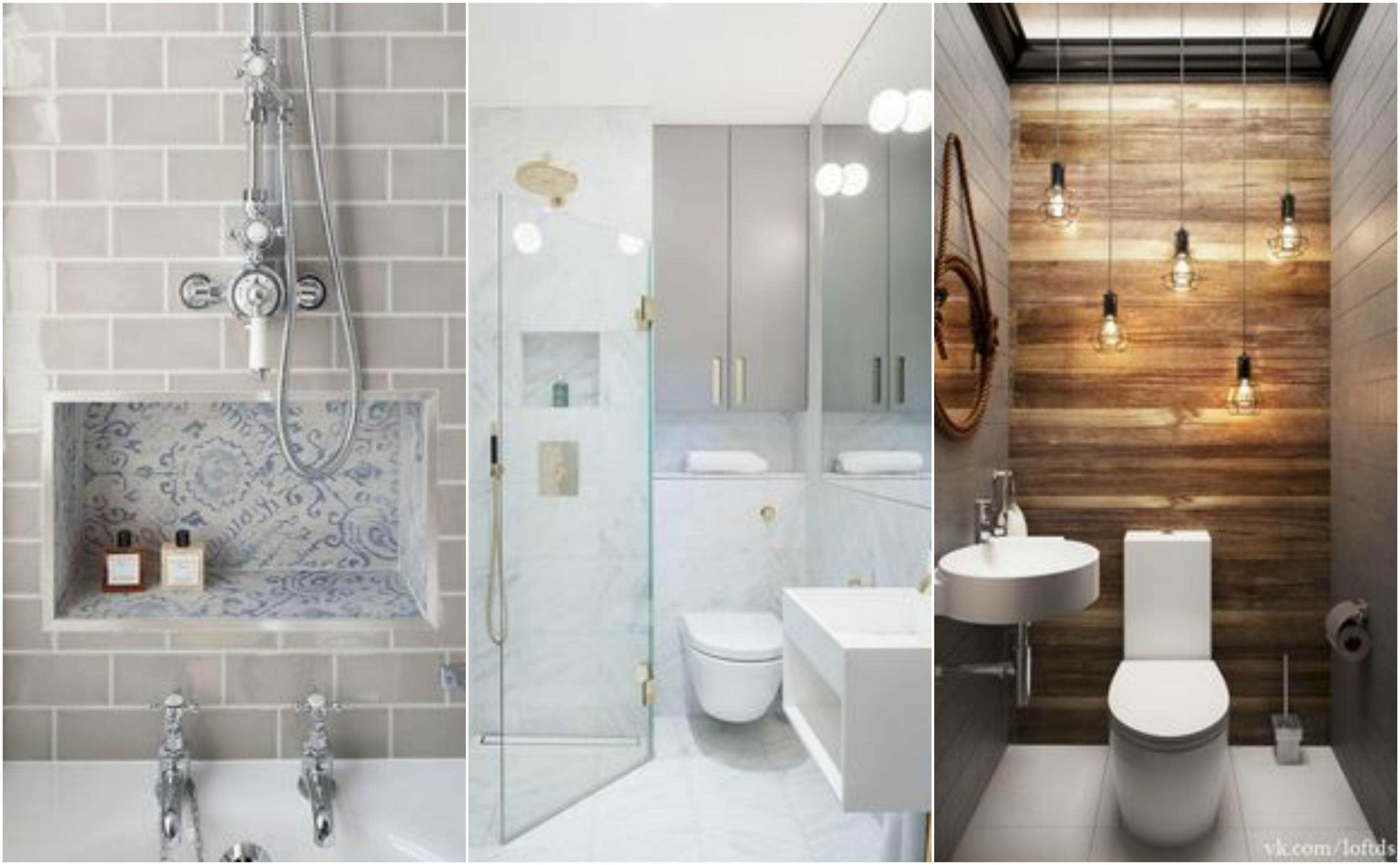 10 kleine badezimmer praktische ideen for Bad gestalten ideen