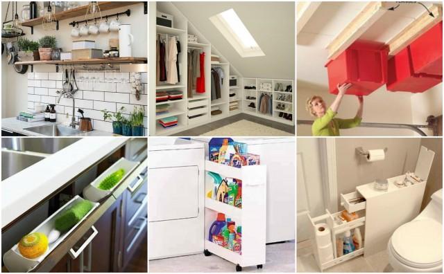 55 platzsparende Tipps für kleine Wohnungen :) - nettetipps.de