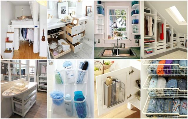 50 Geniale Tricks Wie Ihr Die Wohnung Organisieren Konnt