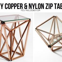 Copper nylon zip table.jpeg