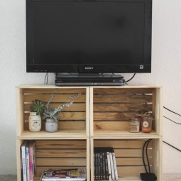 Creative diy tv stand ideas donpedrobrooklyn.com 16.jpg