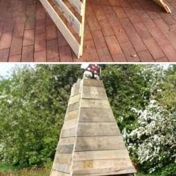 Outdoor pallet projects for kids summer fun 14 1.jpg