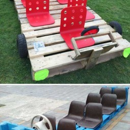 diy kinderspielplatz im freien selber bauen. Black Bedroom Furniture Sets. Home Design Ideas