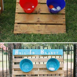 Outdoor pallet projects for kids summer fun 20.jpg
