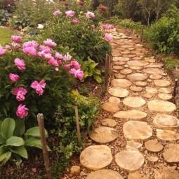 Stones wood yard landscaping garden paths 1 1.jpg