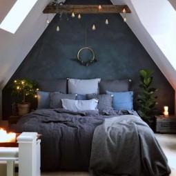 Weihnachtsbeleuchtung Im Schlafzimmer Gardinen Romantisch Bilder 1 ...